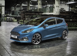 Ford a prezentat oficial noua Fiesta ST - VIDEO