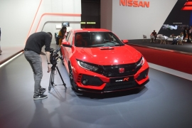 Honda Civic Type-R 2017 - Echilibrul perfect între performanță și confort