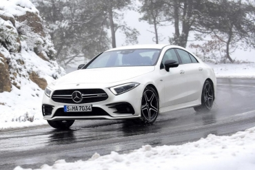 Mercedes-Benz CLS disponibil din mai 2018!