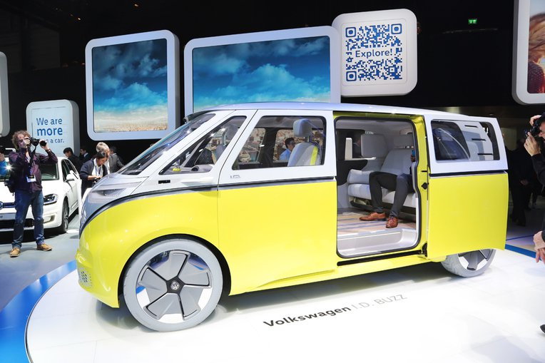 Volkswagen I.D. Buzz - Geneva