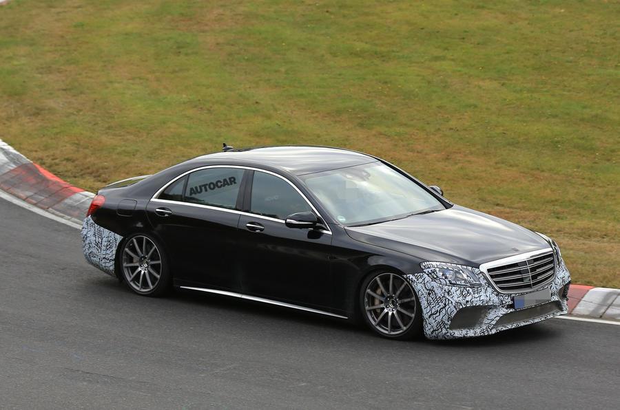 Mercedes-AMG S 63 facelift