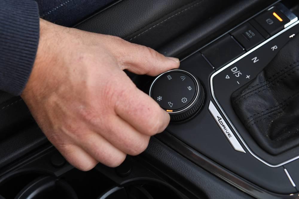 SEAT Tarraco control termic