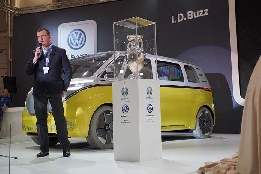Bogdan Florea Director Marca Volkswagen