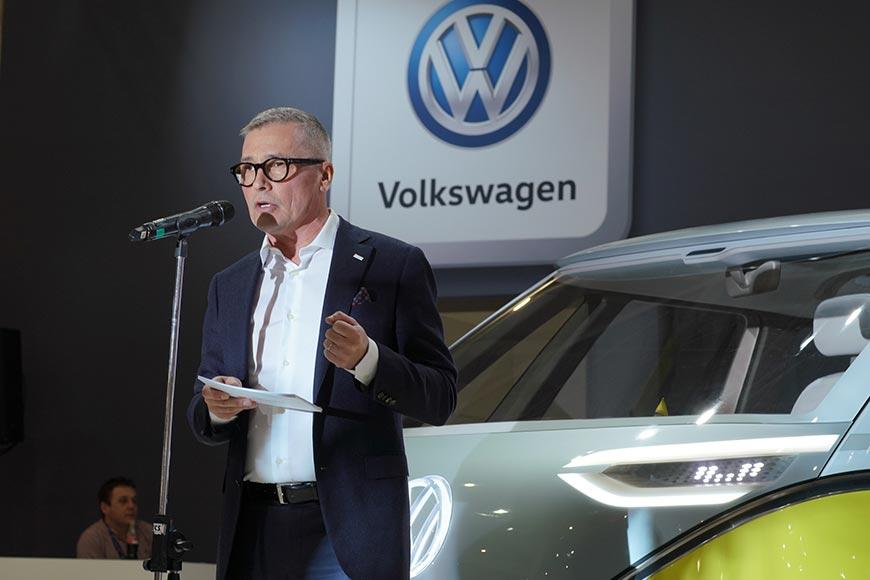 Brent Valmar, director general Porsche România