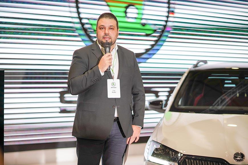 Vlad Rusu Director Marca Skoda