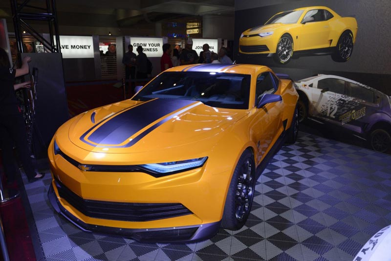Concept Camaro Pentru Transformers 4 Romaniaperoti Ro