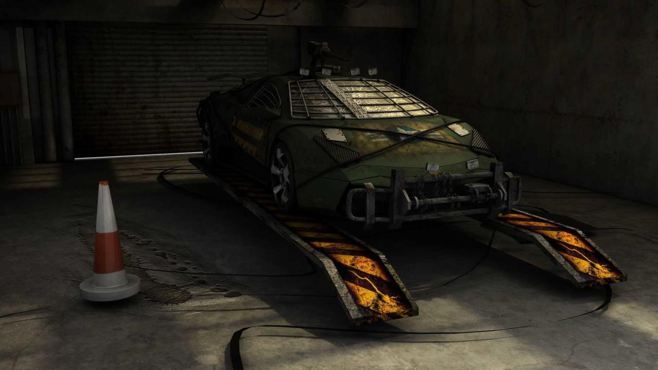 Lamborghini Reventon - Road Of The Dead