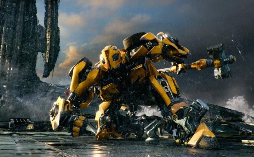 Transformers, The Last Knight -  2016 Chevrolet Camaro (Bumblebee)