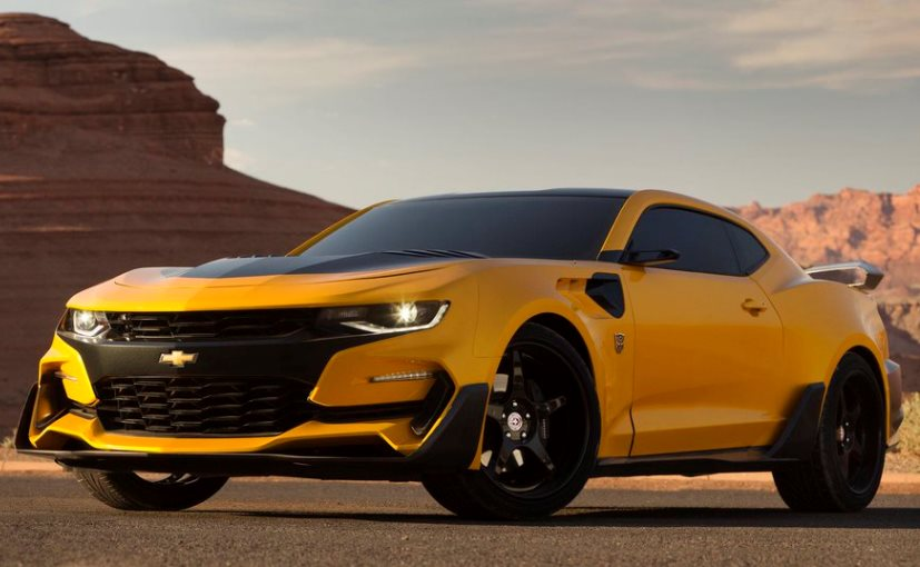 Transformers, The Last Knight - Chevrolet Camaro